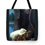 Arkey Was Far Sighted Too Tote Bag