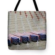 Arlington West Tote Bag