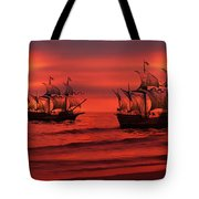 Armada Tote Bag by Lourry Legarde