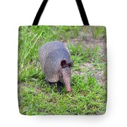 Armored Armadillo 01 Tote Bag