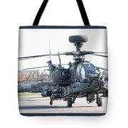 Army Life Tote Bag