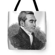 Arnold Buffum (1782-1859) Tote Bag