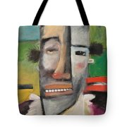 Arnold The Explorer Tote Bag