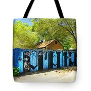 Art Alley Tote Bag
