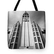 Art Deco Church Tote Bag