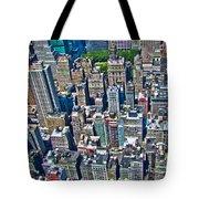 Art Deco New York City Tote Bag