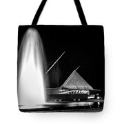 Art Fountain Tote Bag