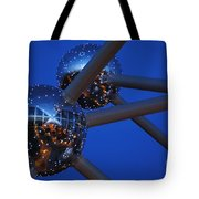 Art In Architecture 3 Tote Bag