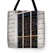 Art In Glass Tote Bag