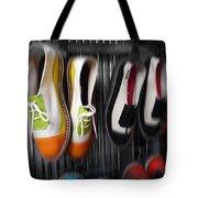 Art Shoes Tote Bag