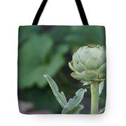Artichoke In The Garden Tote Bag