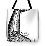 Artificial Arm Designed By Ambroise Tote Bag