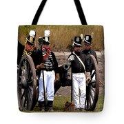 Artillery Tote Bag