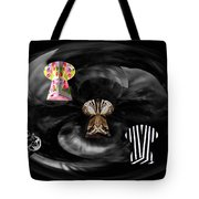 Artist Color Scheme Lockup Tote Bag