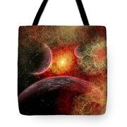 Artist Concept Illustrating The Stellar Tote Bag