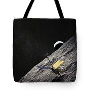 Artist Concept Of The Lunar Tote Bag