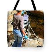 Artist Sketch Tote Bag by Tap On Photo