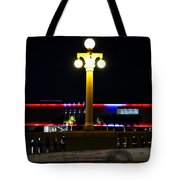 Artistic Lights Tote Bag