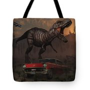 Artists Concept Illustrating Tote Bag