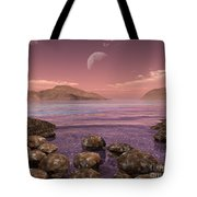 Artists Concept Of Archean Tote Bag