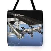 Artists Rendering Of The Port Side Tote Bag