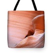 Artwork In Progress - Antelope Canyon Az Tote Bag by Christine Till