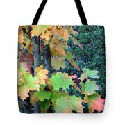 As The Leaves Turn Tote Bag