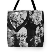 As Your Lips Touched My Cheek Tote Bag