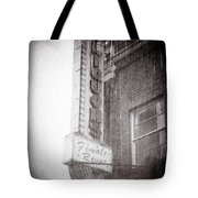 Asbury Female Revue Tote Bag