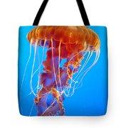 Ascending Jellyfish Tote Bag