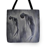 Ascension 2 Tote Bag by Holly Donohoe
