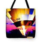 Ascension Zl 60 Tote Bag