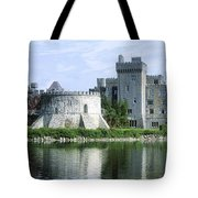 Ashford Castle, Lough Corrib, Co Mayo Tote Bag
