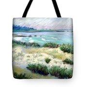 Asilomar Beach Tote Bag