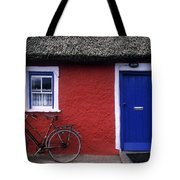 Askeaton, Co Limerick, Ireland, Bicycle Tote Bag