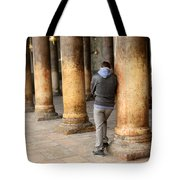 Asking For Forgiveness Tote Bag