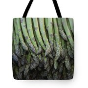Asparagus At A Market In Provence Tote Bag
