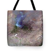 Aspen Fire, Arizona Tote Bag