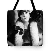 Asta Nielsen (1881-1972) Tote Bag