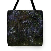 Aster Days Tote Bag
