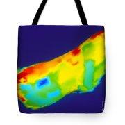 Asteroid Eros Tote Bag
