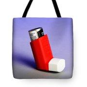 Asthma Inhaler Tote Bag