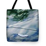 Aston Martin Hood Emblem 3 Tote Bag