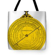 Astrolabe Tote Bag by Omikron
