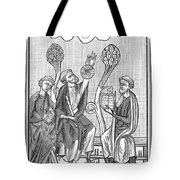 Astronomy, 13th Century Tote Bag
