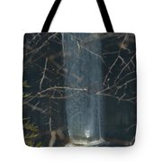 At A Height Tote Bag