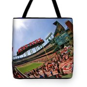 At And T The Stadium Tote Bag