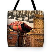 At Ellis Island Tote Bag