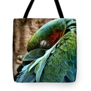 At Peace Within Tote Bag