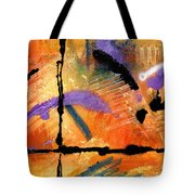 At Sunshine Crossing Tote Bag